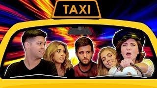 El Taxi de los YouTubers   ¿Quién es el más débil?