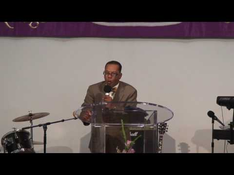 Getting Serious About God - Bishop Horace Ransom Jr.