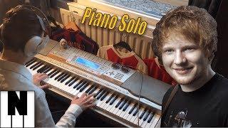 Thinking Out Loud - Ed Sheeran - Piano Cover By Pianic