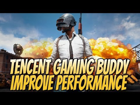 Tencent Gaming Buddy Improve Performance PUBG Mobile Part 2   RUN PUBG Mobile 100% Faster!