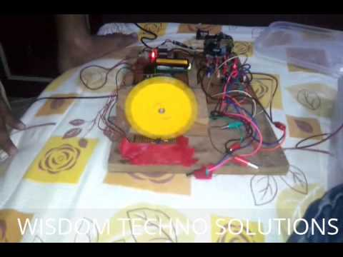 CLOSE LOOP DC MOTOR CONTROL(PID)