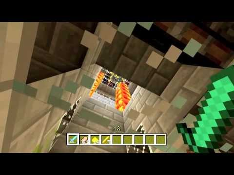 Minecraft Xbox 360- Ethos Blaze xp farm and Emp mob grinder