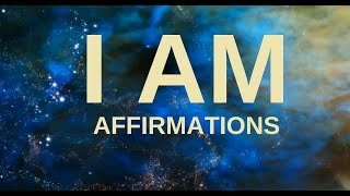 Download Affirmations for Health, Wealth, Happiness, Abundance ″I AM″ (21 days to a New You!) Video