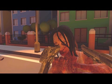 Lets Kill Zombies VR - TRAILER