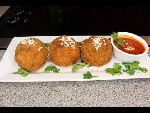 Fried Mac & Cheese Balls (Saturday Meal (Legacy) How - To - Make