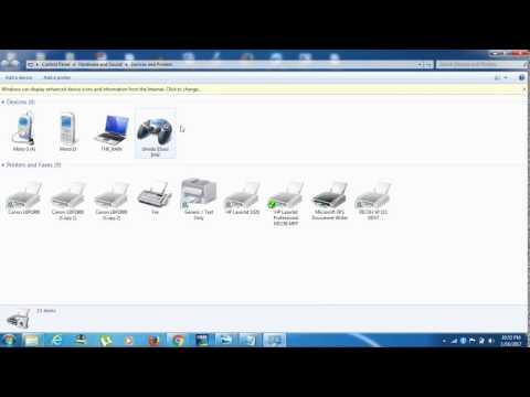 Epson plq 20 passbook printer installation in windows 7