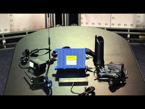 Mobile & Portable Cell Signal Boosters