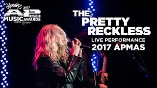 APMAs 2017 Performance: THE PRETTY RECKLESS