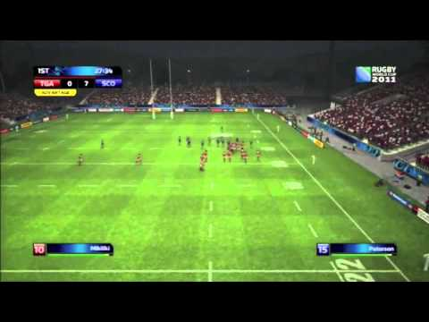 Expectations for the Rugby World Cup 2015 Video Game