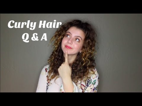 Curly Hair Q&A   LydiaGrace
