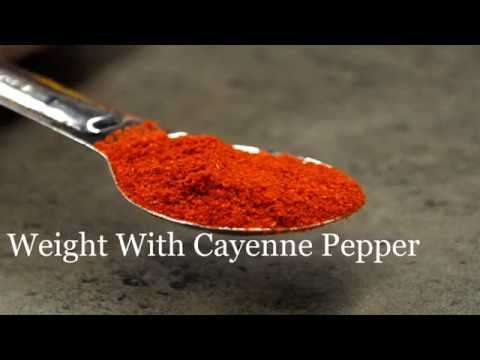 cayenne Pepper weight loss - cayenne pepper and weight loss