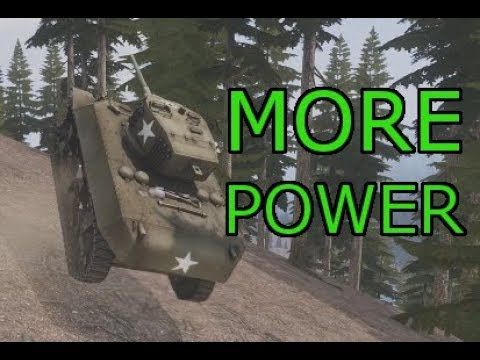 When your Tank need more Torque: Arma 3 Iron Front Zeus highlights