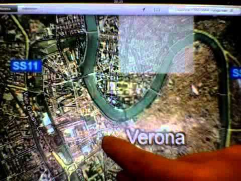 come utilizzare street view da ipad, iphone, ipod (mappe)
