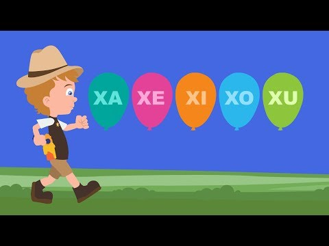 Xxx Mp4 Silabas Xa Xe Xi Xo Xu Em Portugues Video Educativo 3gp Sex