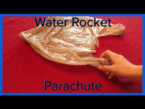 How To Make a Parachute The Easiest Way
