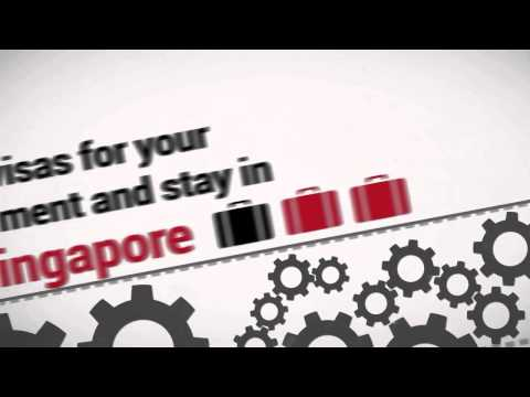 How To Get An Employment Pass and Singapore Work Visa