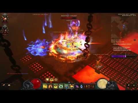 Diablo 3: The Diversity Of Uncommon Builds (Team 7/12 Grift 57 v2.4.0)