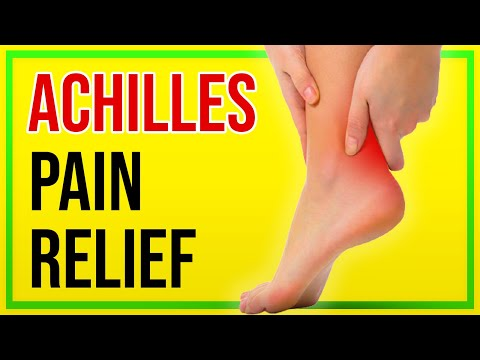 Achilles Treatment: Self Massage Techniques - Transverse Friction