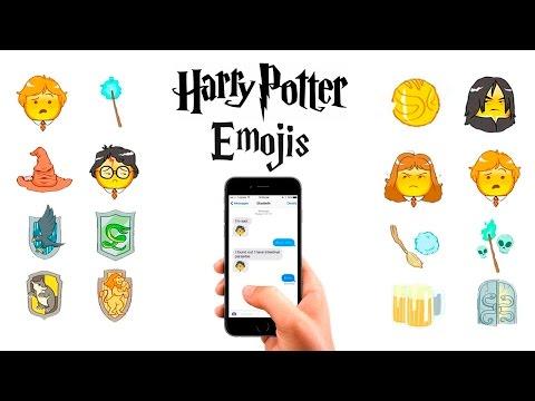 Harry Potter Emoji Keyboard for iOS & Android | Download Emoji