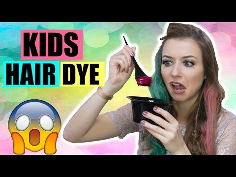 DOES KIDS HAIR DYE ACTUALLY WORK?