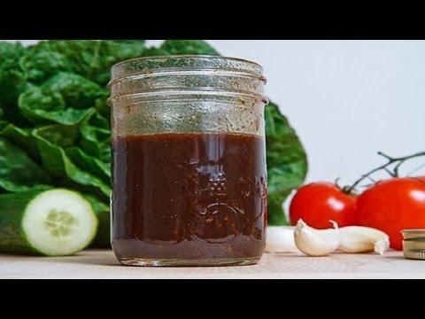 Eat To Live - Oil Free Balsamic Vinaigrette