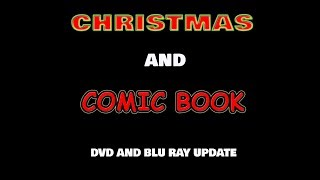 Download Christmas and Comic books movies DVD and Blu-Ray update Video