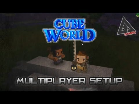 Cube World - Tutorial Part 6: How to setup Multiplayer
