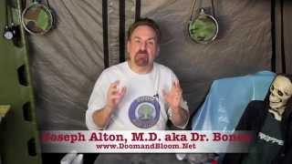 Download Survival Sanitation with Dr. Bones Video