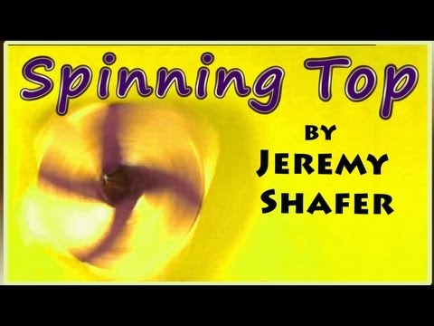 Four-Sided origami Spinning Top Beyblade