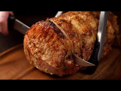 Boneless Pork Loin Roast Basics