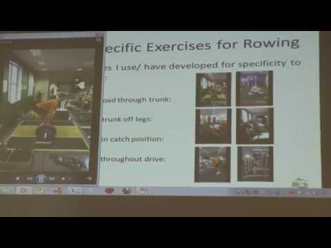 Specific Strength Exercises for Rowing