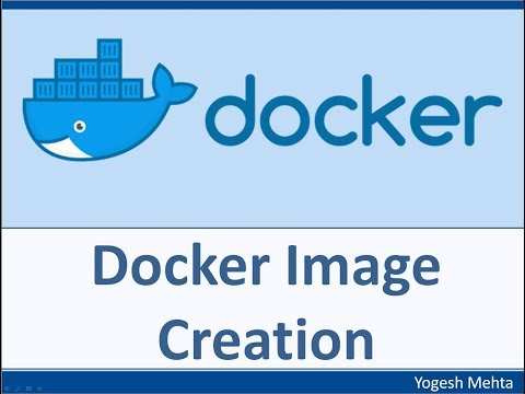Docker Containers | Learn basics of Image Creation