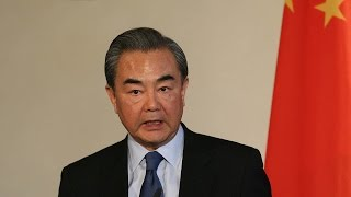 China proposes suspension-for-suspension approach to Korean Peninsula situation