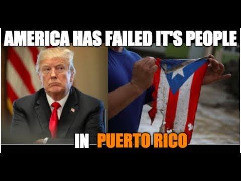 White House Silence Over Puerto Rico Speaks Volumes