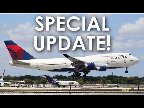 SPECIAL UPDATE for South Florida Spotters!