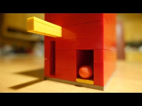 How To Make A Lego Candy Machine With Coin Rejection Lego Candy