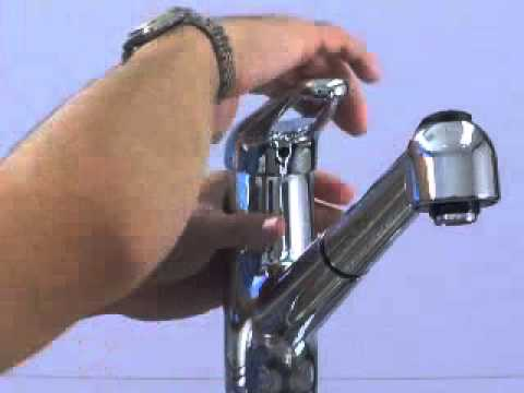 Maintenance - How to replace a cartridge on a Pfister Kitchen Faucet