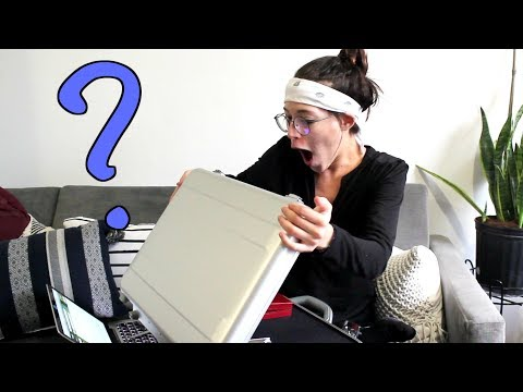 I GOT A SECRET PACKAGE IN THE MAIL AND THIS IS WHAT HAPPENED!
