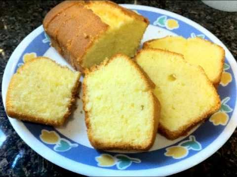 Butter Cake Loaf