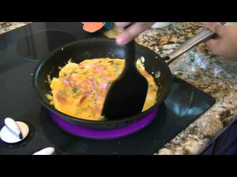 Cooking with Ben - Denver Omelette