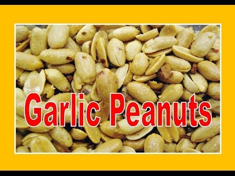 Fried Garlic Peanut | RECIPE - Liz Kreate