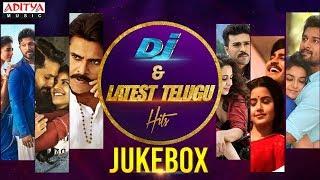 DJ & Latest Telugu Hit Songs Jukebox ♪ ♪