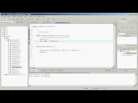 Java - Method Return Values
