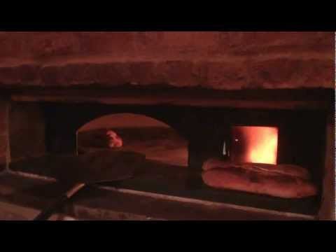 How to Bake Brick oven Bread