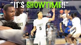 Jahvon Jellyfam Quinerly GOES OFF But Takes L! Sharife Cooper Drains SICK BUZZER BEATER & Drops 42!