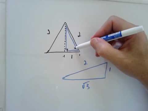 Exact Value Triangles