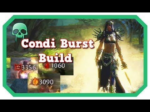 Pestbringer Condi Burst Beta Build/Guide | Guild Wars 2 Path of Fire Elite Spezialisierung / GW2 PoF