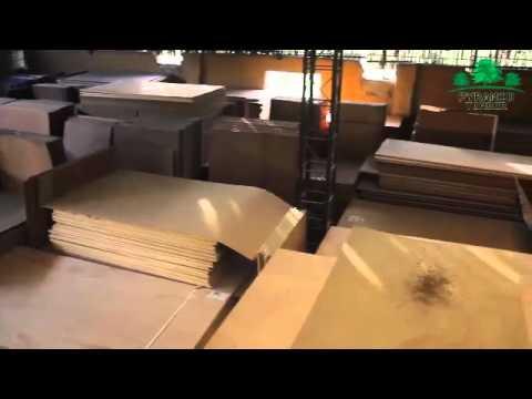 pyramid ply & wood