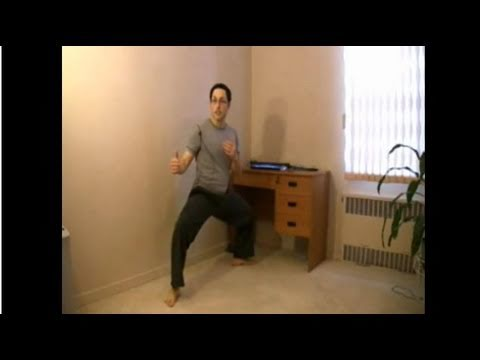 Horse Riding Stance Foot Position Vs Squat For Combat And Leg Training