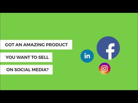XSELL- Accept Payments on Facebook, Instagram, Twitter and other social media platforms.